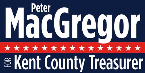 Elect Peter MacGregor